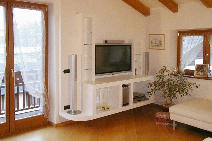 Deco cartongessi e affini sistemi a secco di ogni tipo castello molina di fiemme mobili - Cartongesso mobili ...